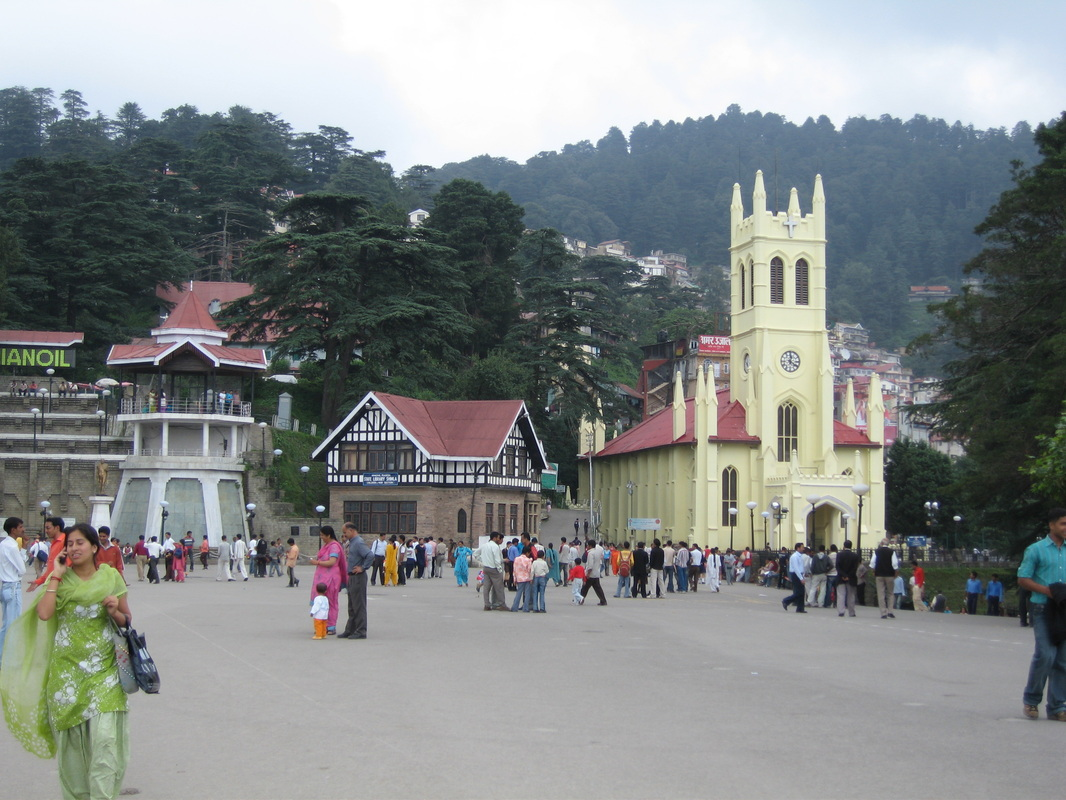 Tour Packages From Delhi To Shimla